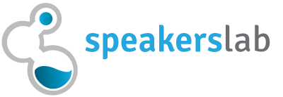 SpeakersLab.es Retina Logo